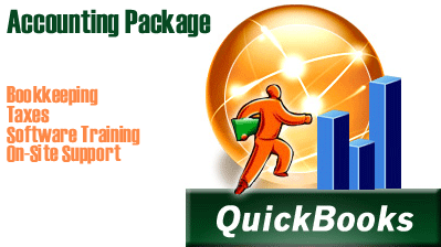 Bookkeeping Taxes Software Training and on-site suport